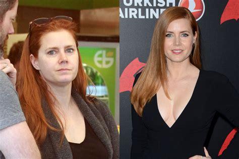 celebrities  naturally fabulous  makeup
