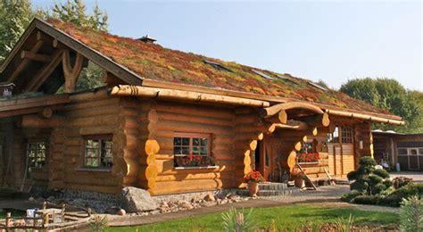 Kleine Blockhäuser Zum Wohnen by Blockhaus Kanada Naturstammhaus Bauen H 228 User Haus