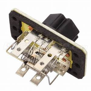 New Heater Blower Motor Resistor Fits Ford F150 F