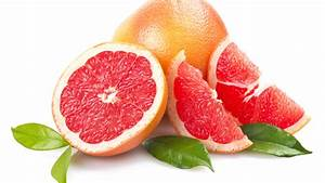 Pink grapefruit and lychee salad - Balance by Deborah Hutton