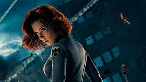 Scarlett Johansson Teases Black Widow's Role In Captain ...