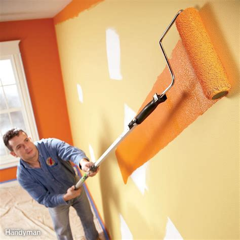 Preparing Walls for Painting: Problem Walls   Family