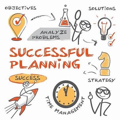 Planning Event Successful Strategies Strategic Illustration Questions