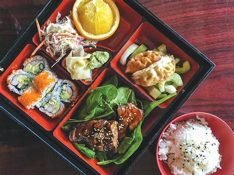 bento japanese cuisine the 20somethings tackle bento boxes restaurants san
