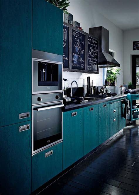 decor   cozinha vestida de azul casa vogue decor