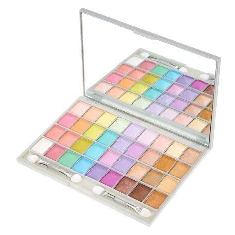 pastel eyeshadow palette holographic blinking rainbow eyeshadow palettes