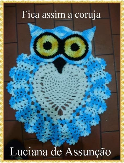 crochet owl bath sets photo tutorial beautiful crochet owl rug bathroom set