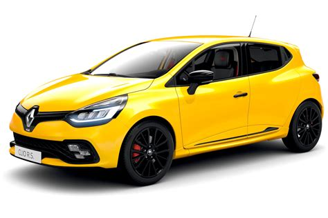 Renault Car : Renault Clio Rs Hatchback Practicality & Boot Space
