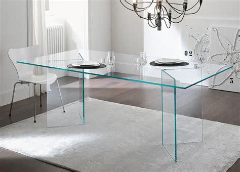 beautiful dressing tables tonelli bacco glass dining table modern glass dining tables