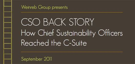 Weinreb Group Sustainability Recruiting   Get The Report