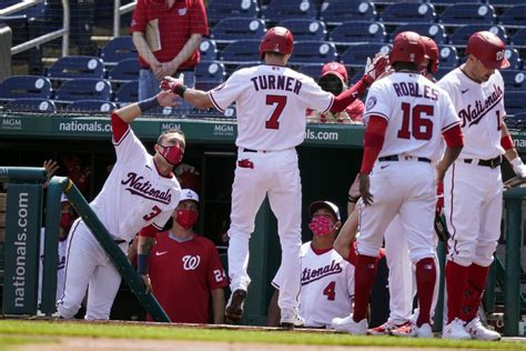 Acuña, Braves get 1st win; top Nats 7-6 to open ...
