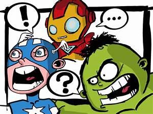 Baby Avengers by truekristopher on DeviantArt
