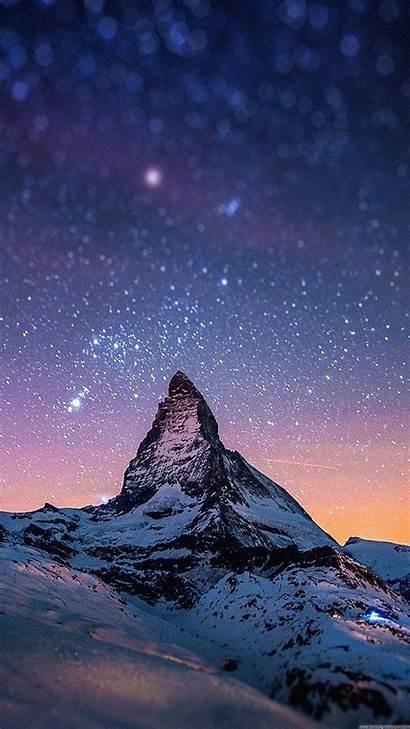Lock Screen Sky Stars Night Surface Wallpapers