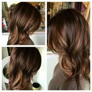 Braune Haare Mit Highlights : frisuren und haare 13 s e kastanien braun haar farbe ideen frisuren und haare ~ Frokenaadalensverden.com Haus und Dekorationen