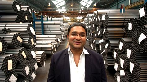 Caparo Ceo Angad Paul Dies After Plunging From Penthouse