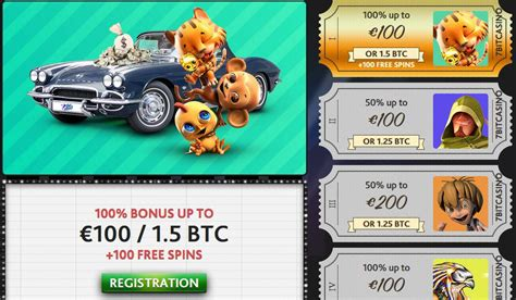 Bitcoin is known to be the most famous cryptocurrency or digital currency. 7BitCasino Review & No Deposit Bonus Codes 2019 - UltrasBet
