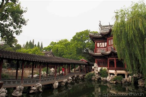The Enchanting Yuyuan Gardens, Shanghai Curiouscatontherun
