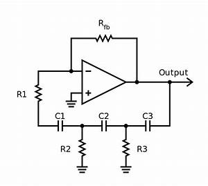 File Rc Phase Shift Oscillator Svg