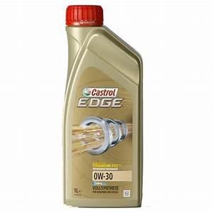 Castrol Edge 0w30 : huile moteur castrol edge 0w30 essence et diesel 1 l ~ Melissatoandfro.com Idées de Décoration