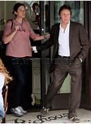 Sir Paul McCartney out...