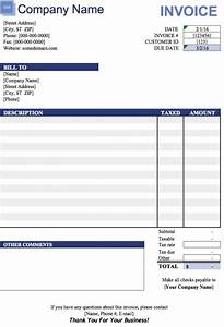 Download xlsx invoice template rabitahnet for General invoice template excel
