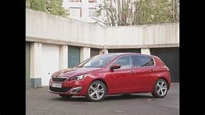 Essai Peugeot 308 1 6 Thp 125 Allure 2013