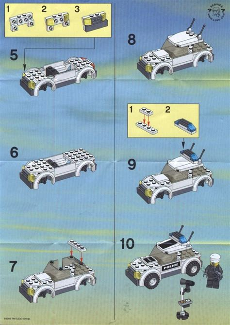 police jeep instructions old instructions letsbuilditagain com
