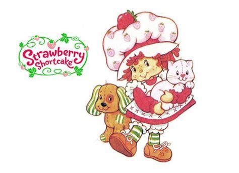 Strawberry Shortcake Dvd All 6 Tv Specials Cartoons 1980