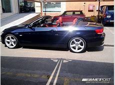 EssamKh's 2009 BMW 330i Convertible E93 BIMMERPOST Garage