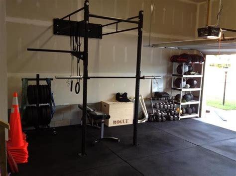 garage gym images  pinterest