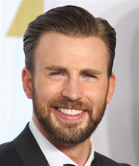 Chris Evans Hairstyles for 2018   Celebrity Hairstyles by