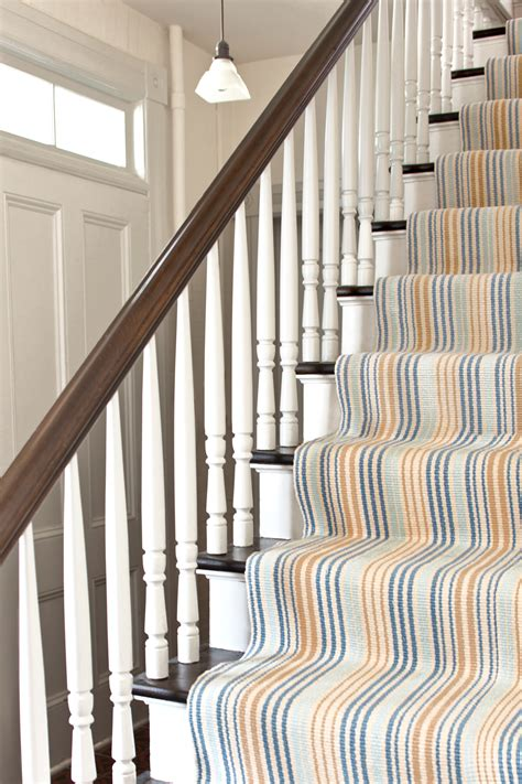 Rugs For Stairs Runners by How To Choose A Runner Rug For A Stair Installation