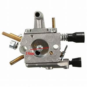 Carburettor Carb Trimmer For Stihl Fs120 Fs120r Fs200