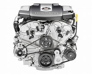 Gm 3 6 Liter Twin Turbo V6 Lf3 Engine