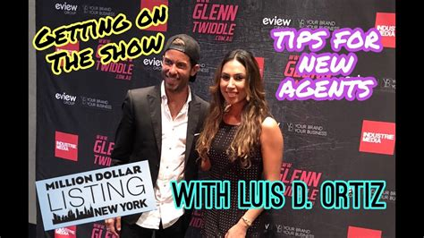 How Luis Ortiz Got Cast For Million Dollar Listing New