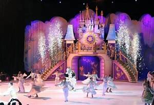 Allstate Seating Chart Disney On Ice Dare To Dream Tickets 11th February
