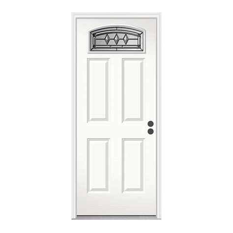 steel entry door home depot steel doors front doors doors the home depot