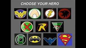 Black Ops 2 Justice League Emblem Pack - YouTube