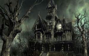 Horror Ghost Houses wallpapers HQ image size : 1440x900 ...