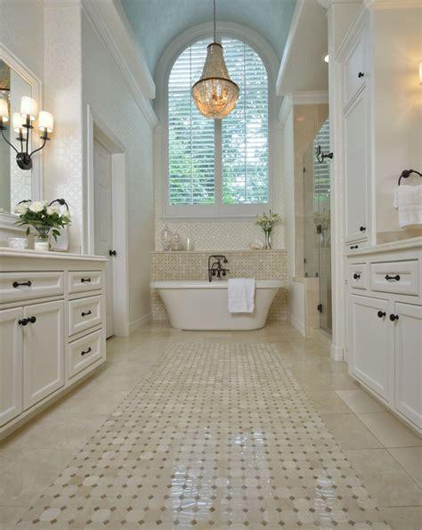wall sconces tubs  mosaics