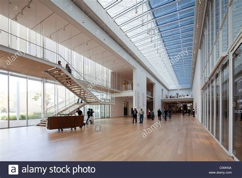 Art Institute Of Chicago Modern Wing Designed By Renzo
