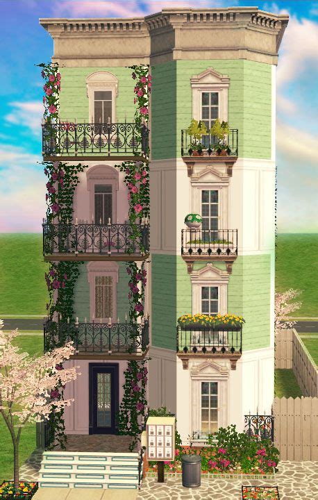 sims  ideas  pinterest sims house sims