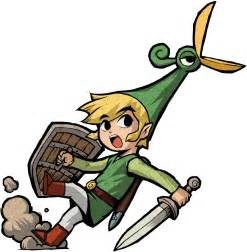 Legend of Zelda Minish Cap Link