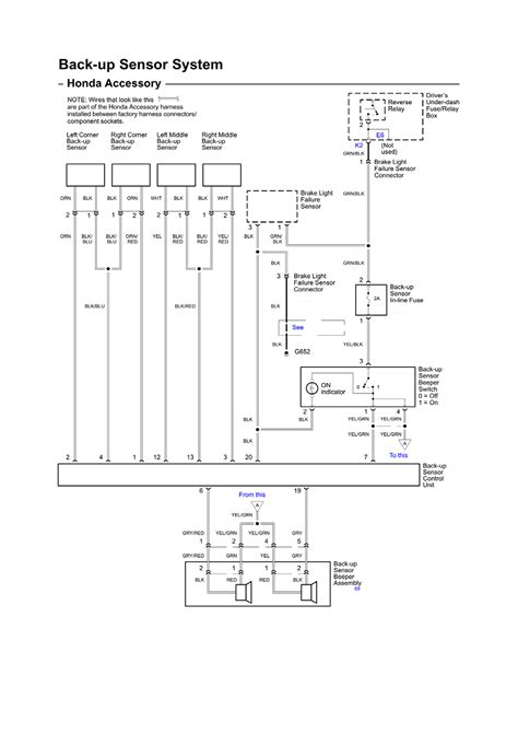 Wiring Diagram For Back by Repair Guides Wiring Diagrams Wiring Diagrams 11 Of