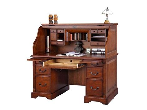 Office Furniture Utah County home office 57 quot country cherry roll top desk k157r