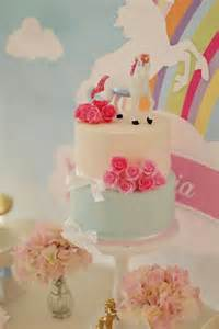 Unicorn Birthday Cake Ideas