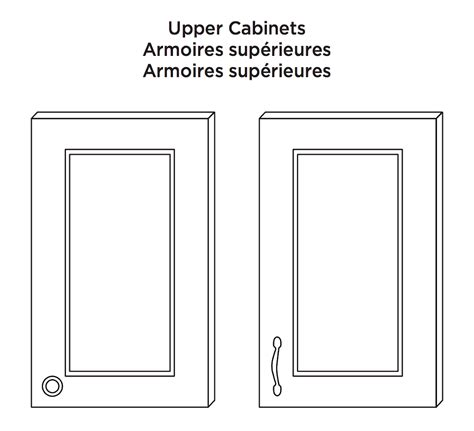 how to install kitchen cabinet handles and knobs installing cabinet handles a step by step guide