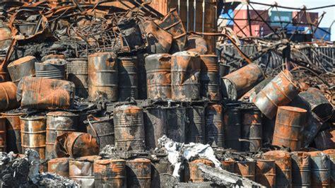 toxic waste dump sites discovered  craigieburn