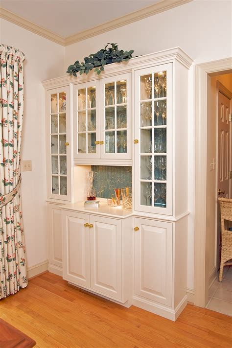 built in china hutch kitchen built in china cabinet flickr photo