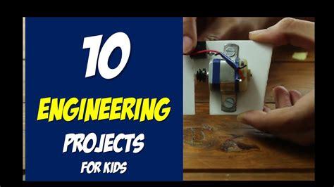 top  fun engineering science projects  kids  school